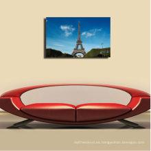 Arte de la pared de la torre Eiffel de París para la decoración casera