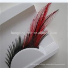 Alibaba Bestseller benutzerdefinierte Wimpern Verpackung koreanische Wimpernverlängerungen falsche Wimpern