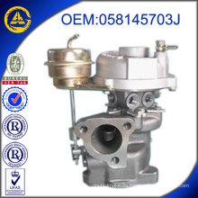 K03 058145703j piezas turbocharger del motor auto