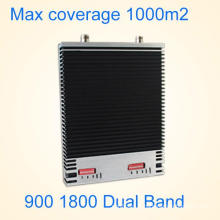 Répéteur 27dBm, Répéteur GSM bon marché, Interne Dual Band 900 1800 Répéteur de signal / Amplificateur / Amplificateur