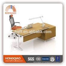 Durável e moderno executivo mesa de escritório mesa de trabalho em casa e escritório usado mesa de escritório mobiliário mesa pés
