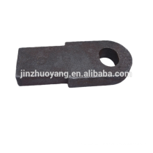 SGS OEM service lost wax precision cast iron car auto part