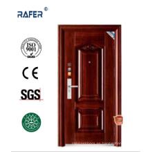 Puerta de acero de lujo (RA-S033)