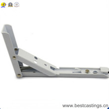 Atacado Precision Metal Folding Shelf Brackets para Madeira