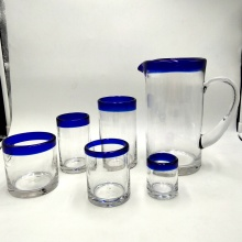 healthy glass pitcher high ball glass tumbler for drinking