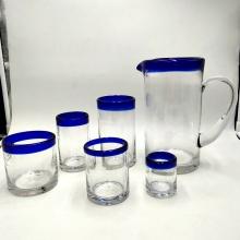 gesunde Glaskrug High Ball Glasbecher zum Trinken