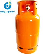 Good Price High Pressure Empty Butane 50kg Gas Cylinder Tank with Camping Burner