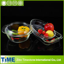 Borosilicate Glass Baking Dish Set