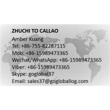 Shantou Zhuchi to Peru Callao