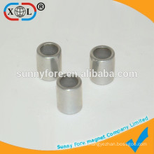 Powerful powerful cylindrical magnet