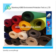 Colored cotton wadding for Export