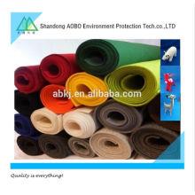 Estofo de algodão colorido para exportação