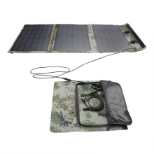 21W Emergency Outdoor Foldable Solar Mobile Phone Charger