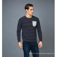 Suéter de la cachemira de la manera de los hombres 17brpv072