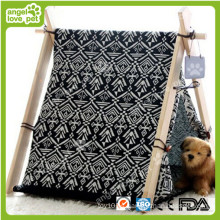 Gato del animal doméstico del estilo de la tienda de la alta calidad / casa y cama del perro