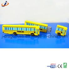 2D Autobús Escolar USB Flash Drive