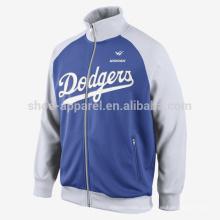 пользовательский макет шеи мужская спортивная куртка