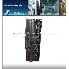 Лифтовое оборудование, Элементы лифта для раздвижных дверей