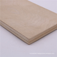 High quality 18mm die board plywood with okoume core and birch face back for die making