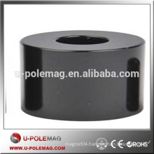 N42 OD60*ID28*60mm Axially Magnetized Epoxy Ring Magnet