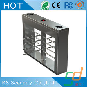 BRT Bus Railway Station Handicap Half Height Turnstile