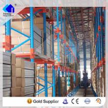 Estante de acero durable del almacén para el uso de la industria, estante selectivo de Warehosue del equipo de almacenamiento del alto rendimiento
