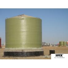 Резервуар FRP для сточных вод или морской воды