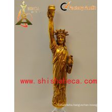 Statue of Liberty Chicha Nargile Smoking Pipe Shisha Hookah