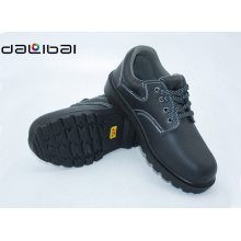 2015 electricity insulative steel toe china manufacturer leather safety shoe