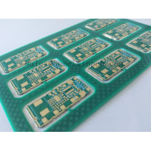 Via in pad PCB Prototype Fabrication