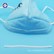 Plastik Klip Wire Single Nose For Mask