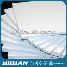 China White PVC Foam Board para móveis