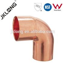 J9005 Copper Street Elbow 90 graus