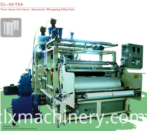 casting film machine
