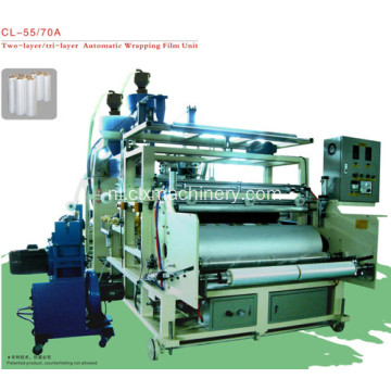 PE Extruding Stretch Film Plant