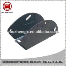 Black Anodizing Precision CNC bending parts