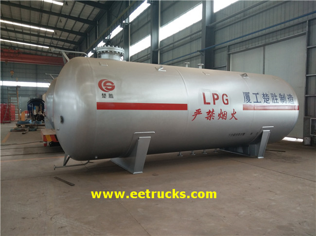 8000 Gallon 12T Domestic ASME Tanks