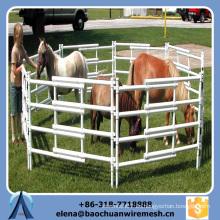 Kundenspezifische Sicherheit Hot Dip Galvanisierung Pferd Zaun Panel mit Fabrik Preis