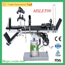 MSLET10M Versatility,easy operation, good and cheap Operating Table stainless steel operating table price