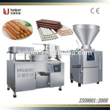 Automatic hot dog processing machines