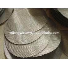China Lieferanten Eisen Extruder Bildschirm Disc / Extruder Schirm Pack / Plastic Extruder