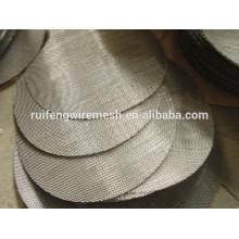 China-Lieferanten-Eisen-Extruder-Schirm-Scheibe / Extruder-Schirm-Satz / Plastik-Extruder