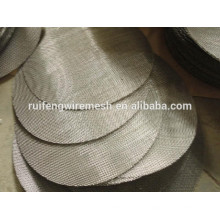 Proveedor de China Extrusor de hierro Pantalla de disco / Extrusor Pantalla Pack / Extrusora de plástico