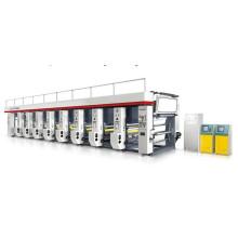 Multicolor Computerized Rotogravure Printing Machine (FM-A)