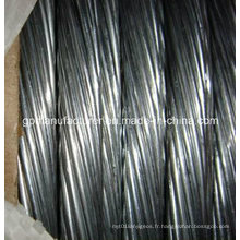 High Tension Hot Dipped Guy Wire Earth Wire