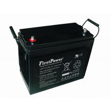 Reserv Deep Cycle Battery 12V134AH Säkerhetssystem Batteri