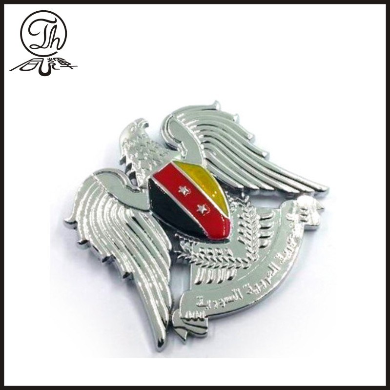 eagle alloy badge