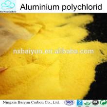 Chlorure de polyaluminium pour le traitement des eaux usées PAC 30%