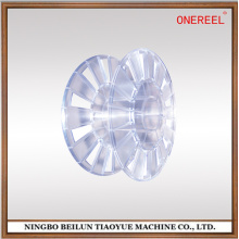 Transparent Plastics Bobbin for Wire Cable