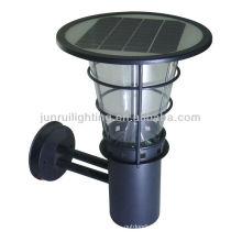 stainless steel solar LED wall light